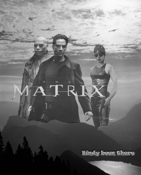 The Matrix - Bindy Been There